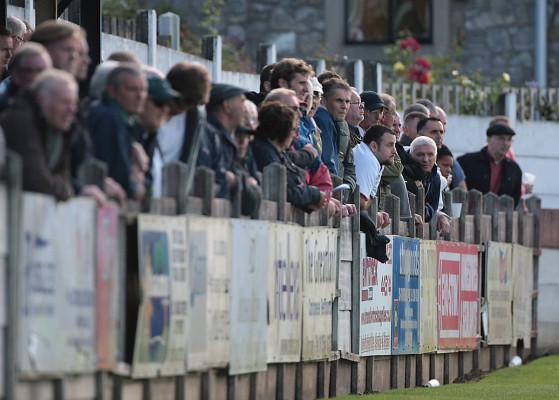 clitheroe away fans photos