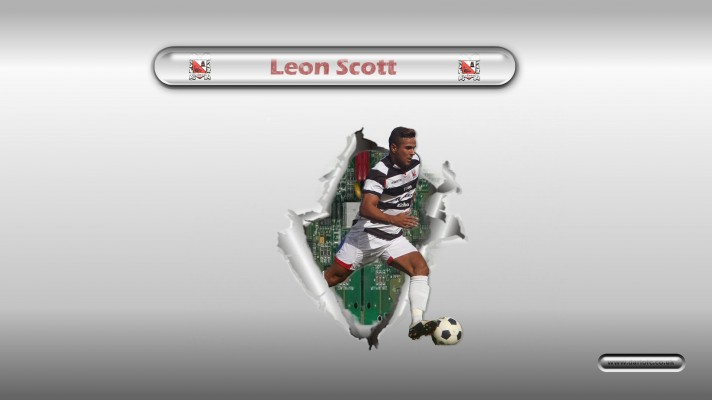 leon scott wallpaper